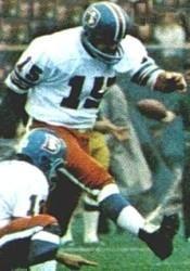 Kicker Jim Turner