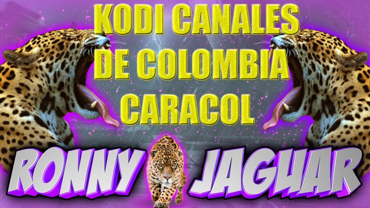 Kodi canales de colombia canal caracol,fox y muchos mas