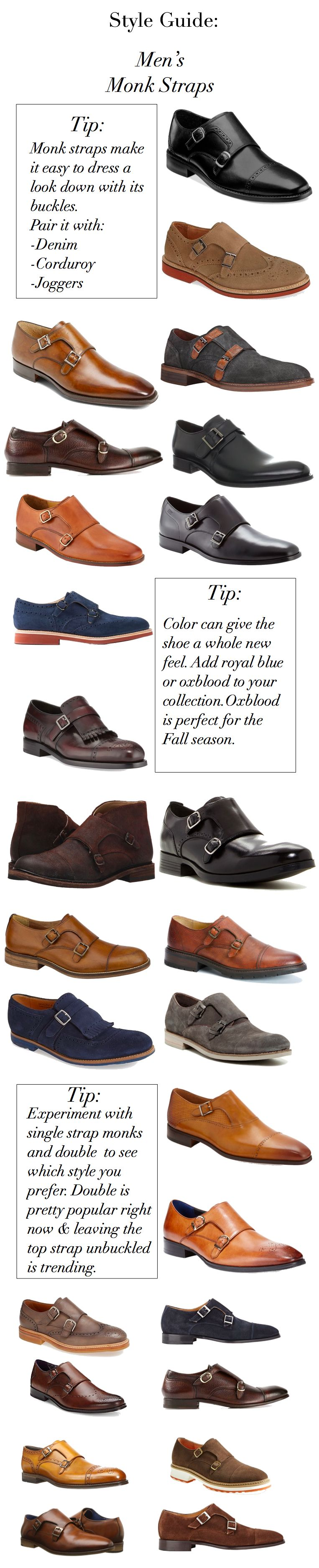 A-guide-to-wearing-monk-strap-shoes mens wear info.