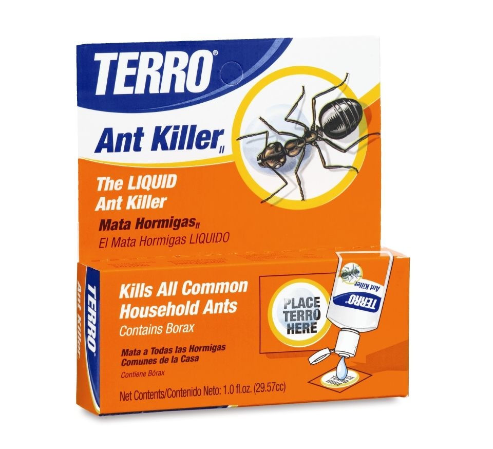 how to kill ants Terro Ant Killer @ Wal-Mart and Lowes | cleaning