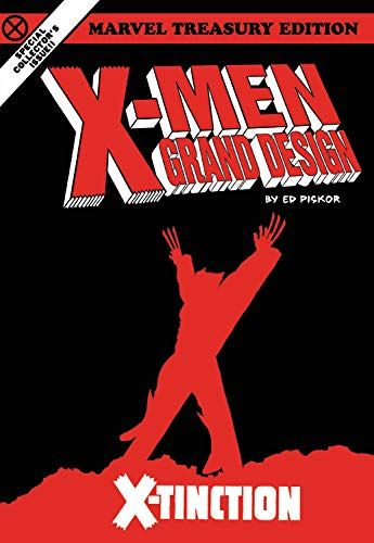 Download Pdf X Men Grand Design X Tinction Free Epub Mobi Ebooks X Men Got Books Book Addict