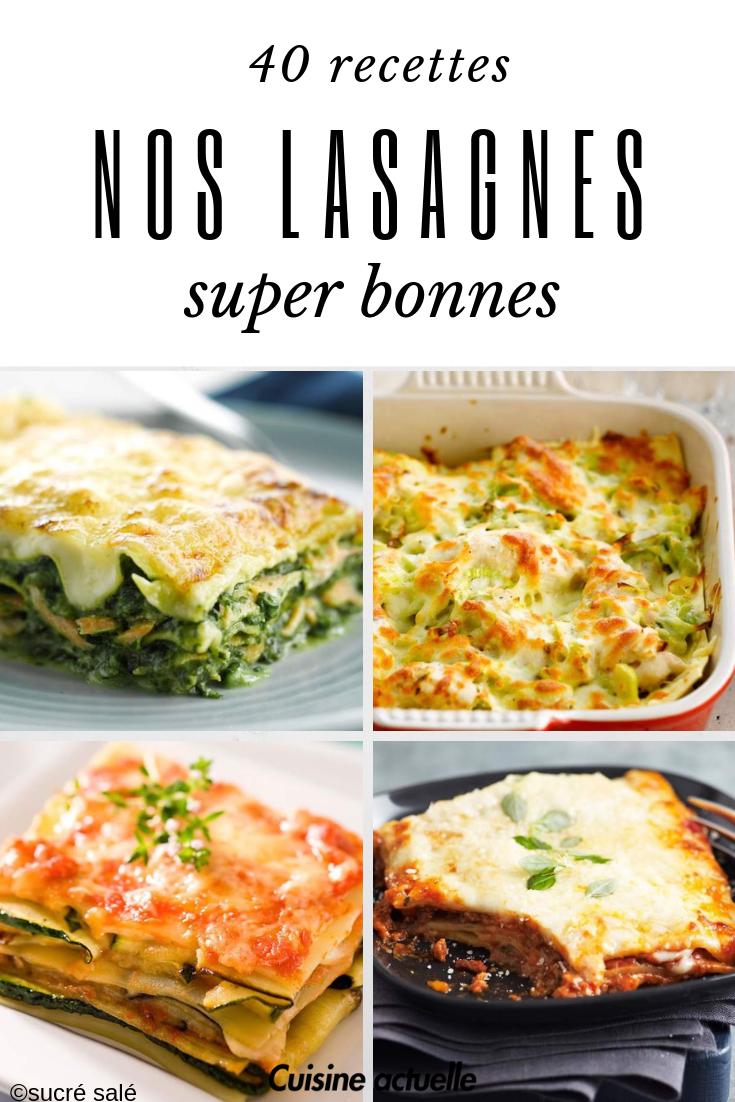 Photo of Gourmet Lasagna: 35 truly amazing recipes