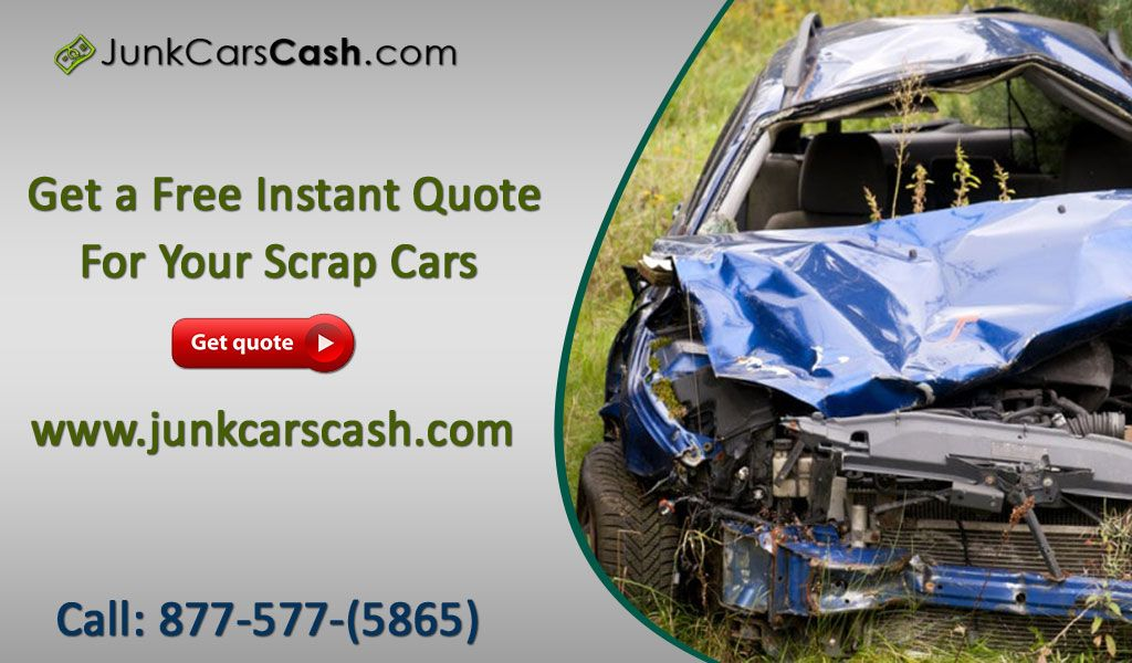 Junk Car Cash is a reckoning junk car dealer which accepts lots of ...