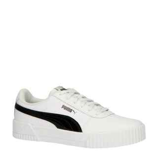 Carina sneakers wit/zwart | Zwart, Sneaker, Zwart wit