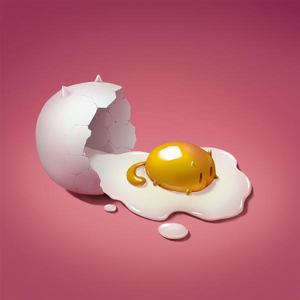 Marija Tiurina acaba de presentar una nueva serie de ilustraciones, frescas y disparatadas creadas en vectorial exclusivamente para la web NeonMob –especializada en recursos gráficos gratuitos–. Es...
