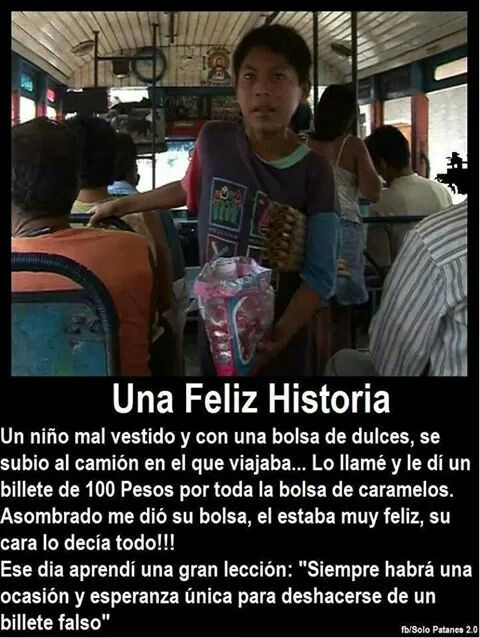 Feliz historia...