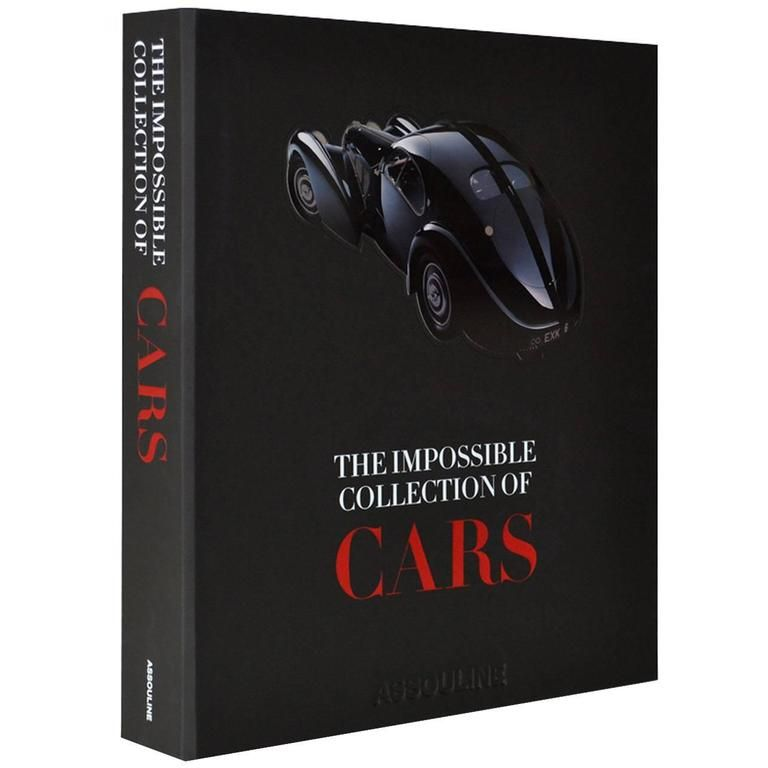 'The Impossible Collection of Cars' Book | 1stdibs.com