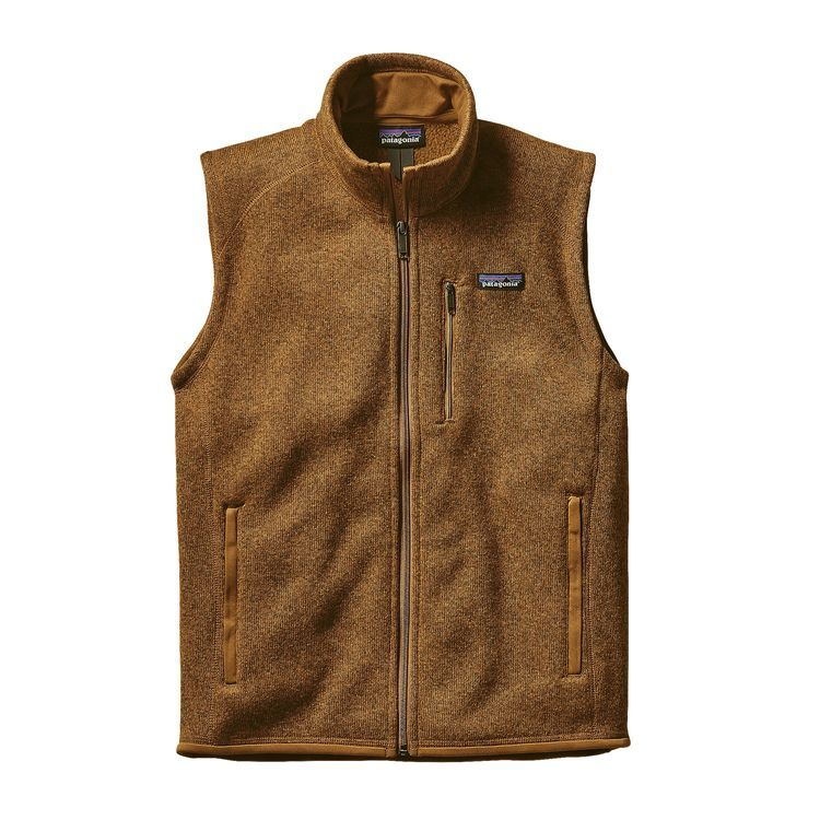 Men's Better Sweater® Fleece Vest | Tapenade