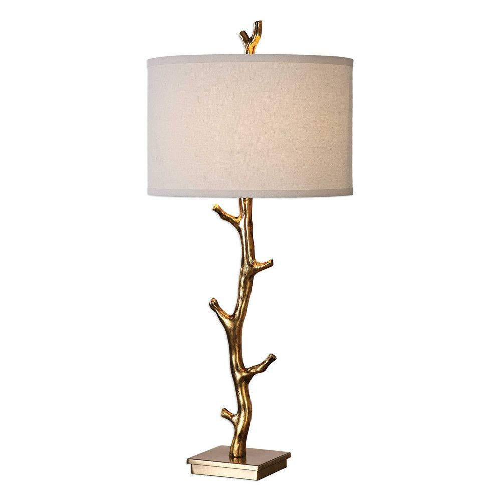 Genial Javor Tree Branch Table Lamp
