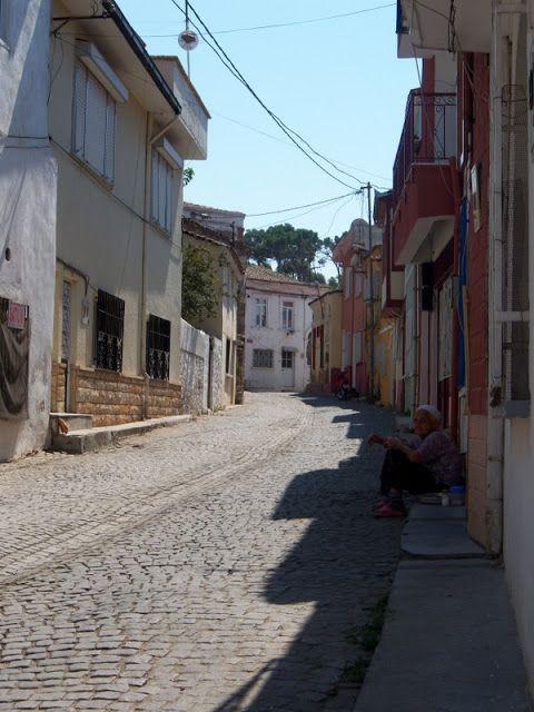 Ayvalık 2007 Balıkesir.