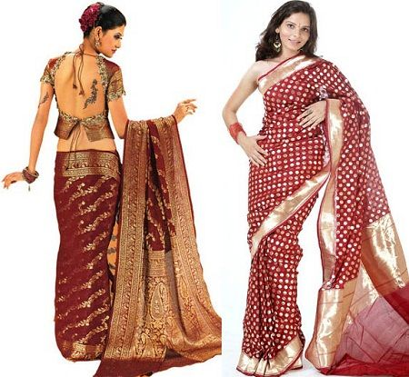 trang phục Sari truyền thống Ấn Độ | Phong cách thời trang, Ấn độ ...