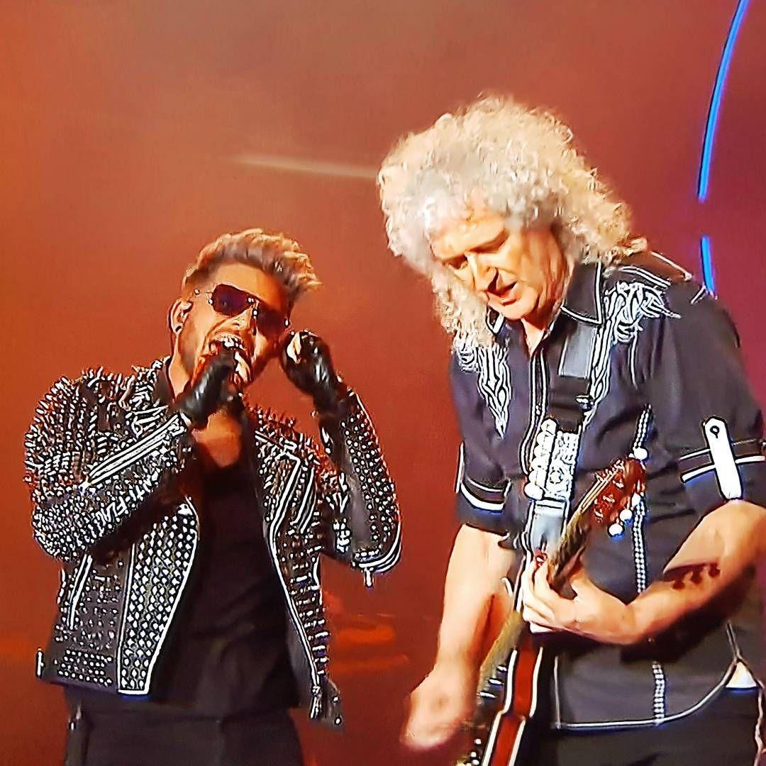 De arrepiar! #queen #adamlambert #rockinriolisboa 2016.5.21