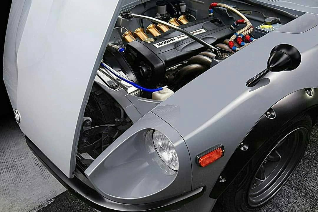 "Passion for JDM 🔰 on Instagram: ""RB N/A Z 😍 #datsun #z #fairlady #240z #260z #280z #skyline #gtr #godzilla #engine #swap #tuning #rb26dett #rb26de #jdm #japan #nissan…""  -  #240Z #260Z #280Z #datsun #Engine #Fairlady #Godzilla #gtr #Instagram #Japan #JDM #Nissan #Passion #rb26de #rb26dett #Skyline #swap #Tuning"