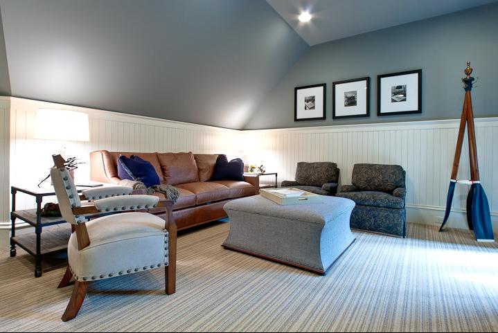 Pin By Kitty Foy On Attic Bedroom Bonus Room Design Family Room Design Room Design