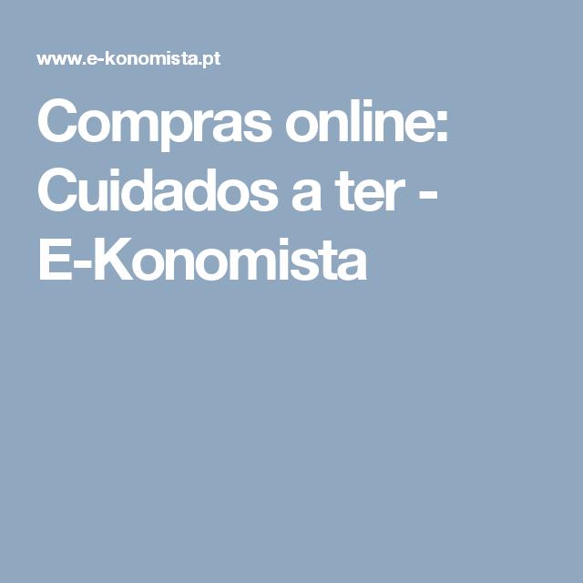 31aabf64b Compras online: cuidados a ter nas transações virtuais | | To Know ...
