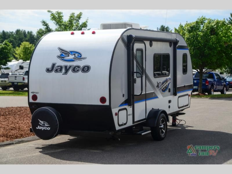 Used 2017 Jayco Hummingbird 17RB Travel Trailer at Campers