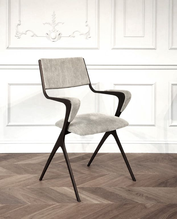 PART ONE: Maison & Objet Paris 2015  |  Vienna dining chair by Tom Faulkner.