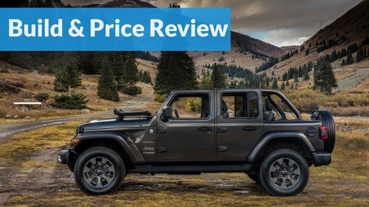 2020 Jeep Wrangler Sport S 4 Door Built Price Review Colors