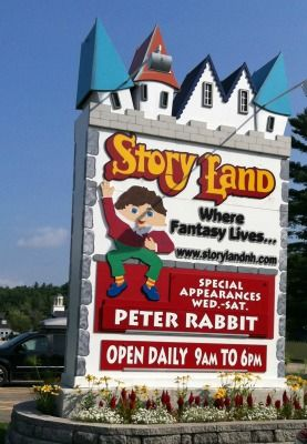 Our Trip To Story Land In Glen New Hampshire Tips Four