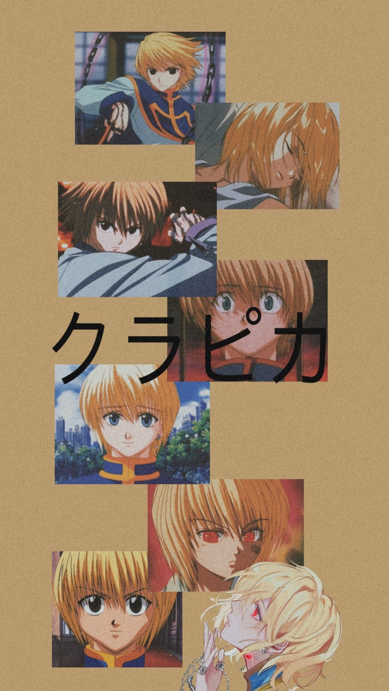 Kurapika Wallpaper Cute Anime Wallpaper Anime Wallpaper Cool Anime Wallpapers