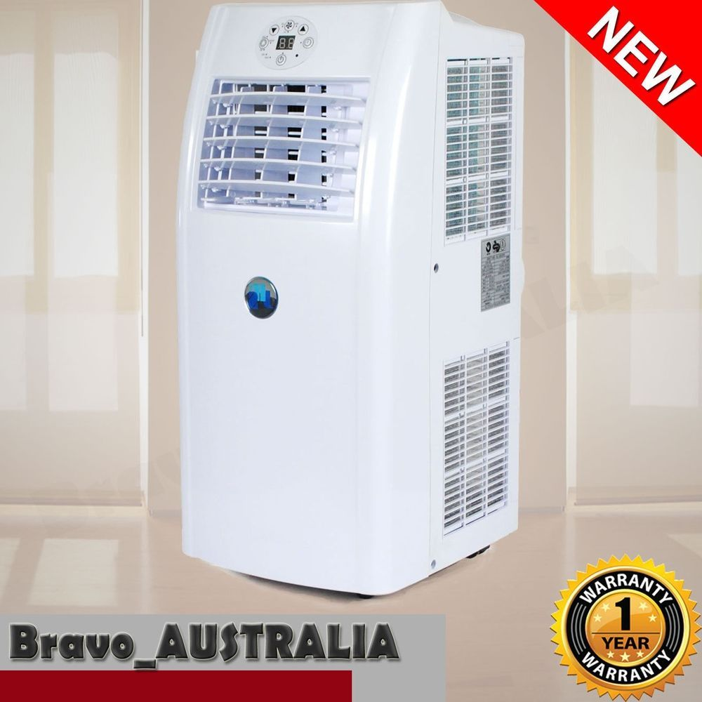 NEW Portable Air Conditioner Reverse Cycle Fan Dehumidifier Heater Window