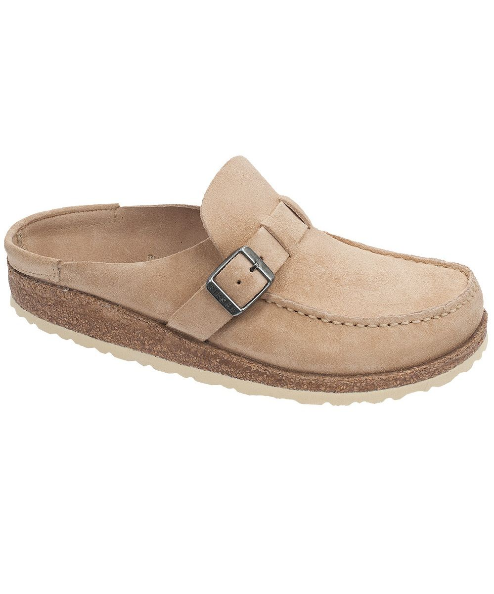 b5447e832c3 Buckley in 2019 | Birkenstock Footwear | Leather clogs, Birkenstock ...