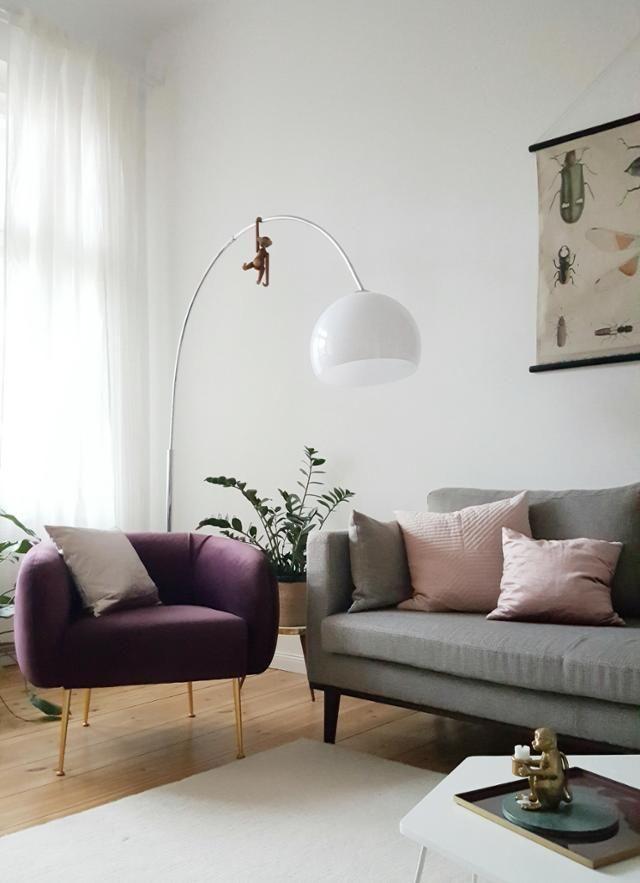 Wohnzimmer \u2022 Bilder  Ideen Pantone and Interiors - teppich wohnzimmer grau