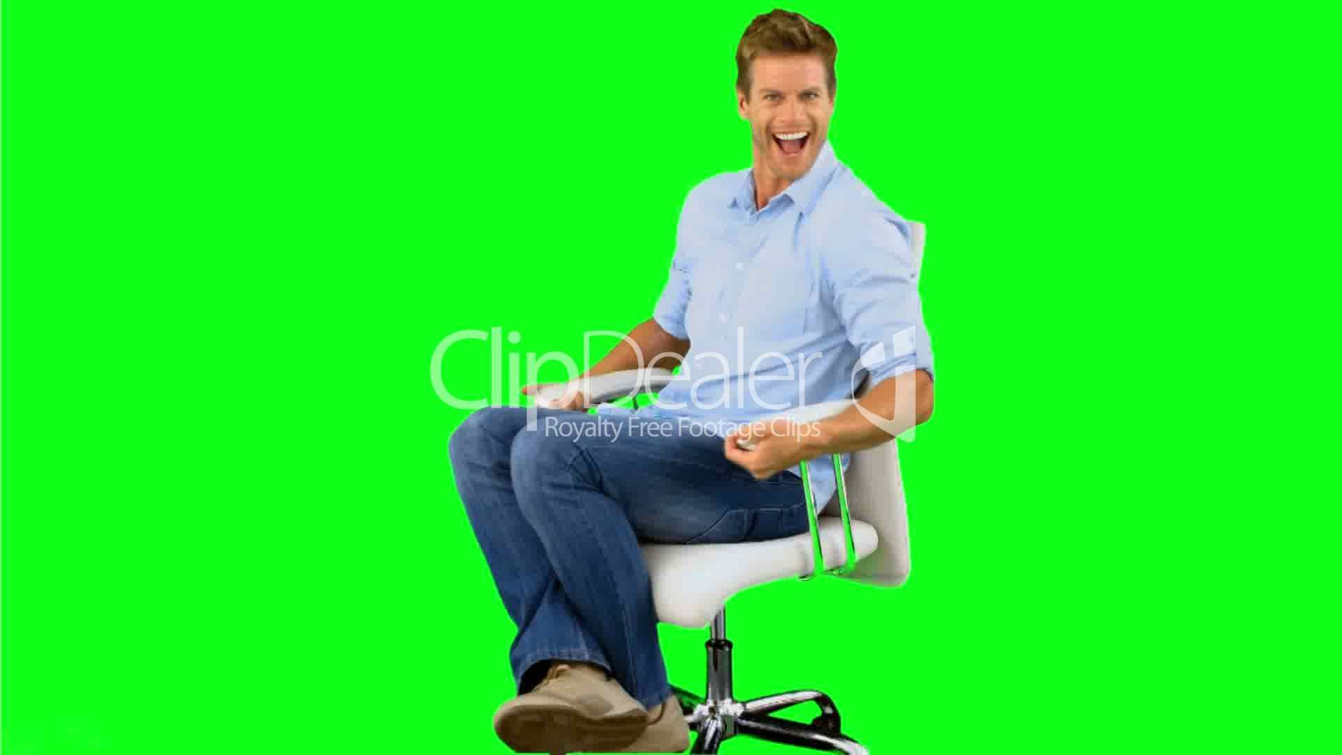 94 Reference Of Swivel Chair Green Screen In 2020 Green Chair Swivel Chair Swivel Rocking Chair