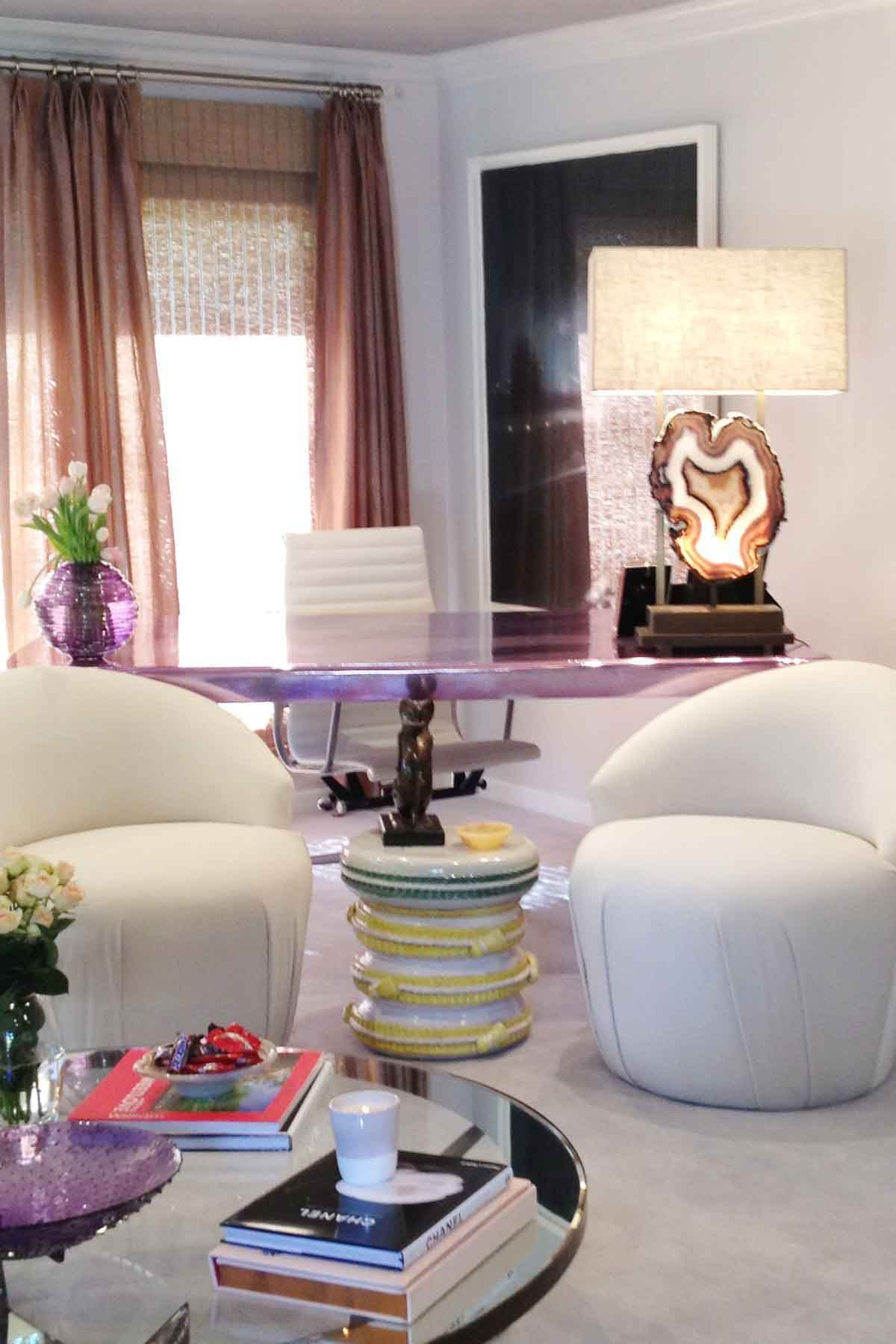 luxury living room ideas lavender and purple colors with
