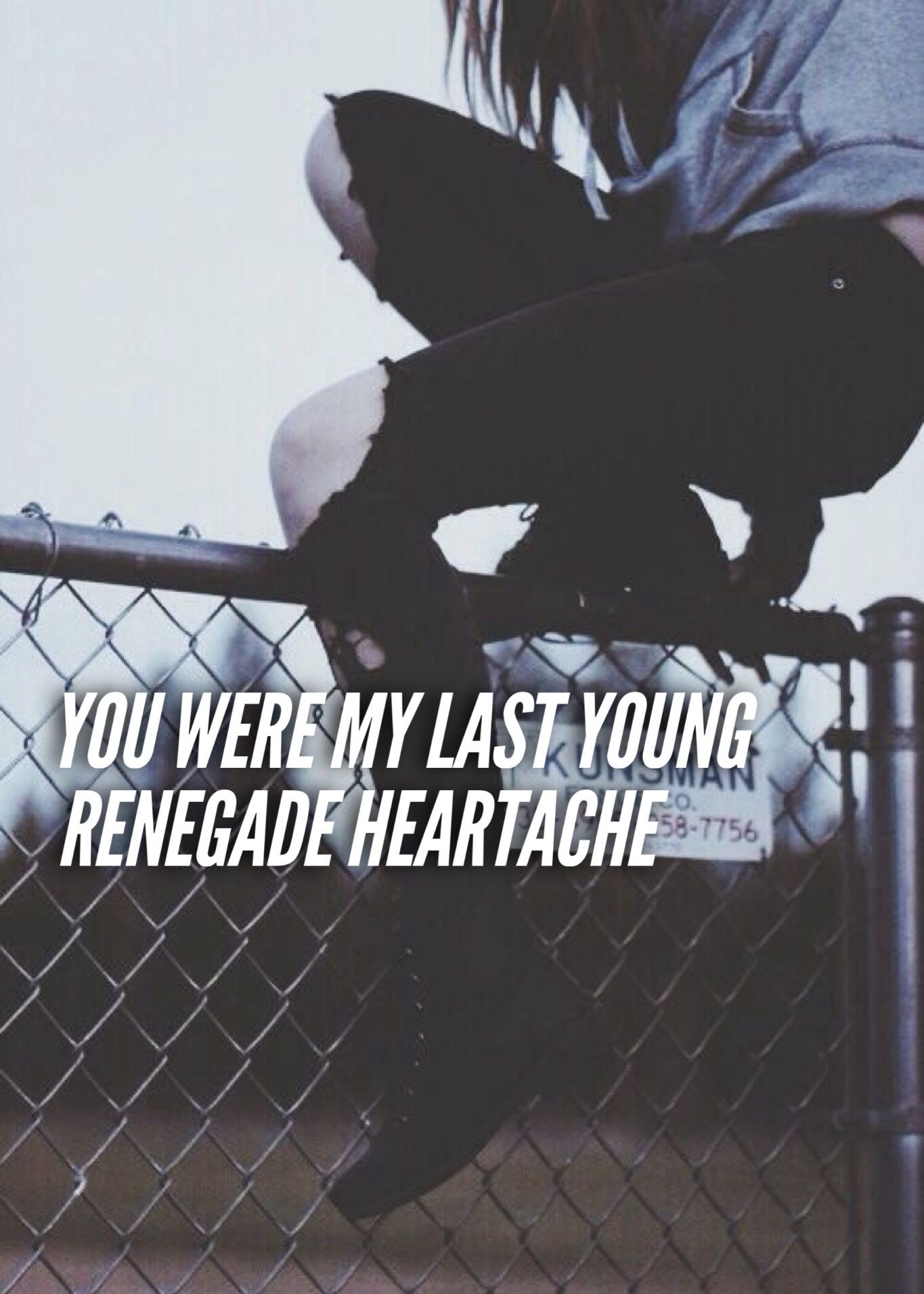 Image result for last young renegade song