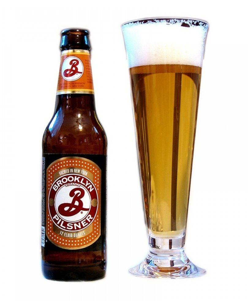 Brooklyn Pilsner, Pilsner 5,0% (Brooklyn Brewery, USA) [septiembre 2016]