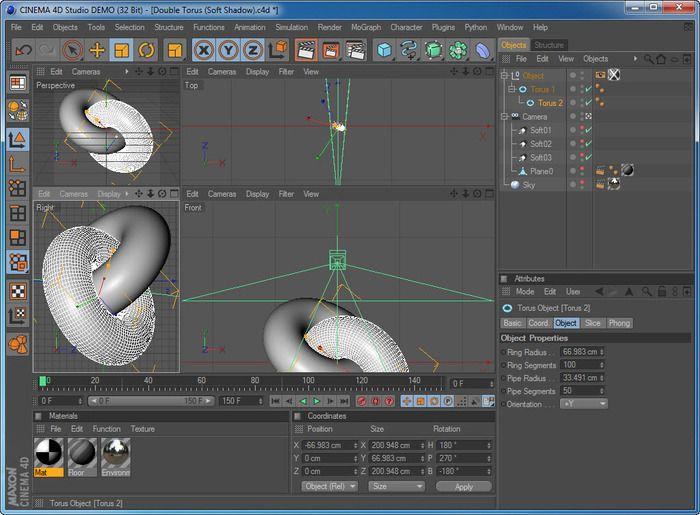 Maxon Cinema 4D Training/Courses in the UK - Online Cinema