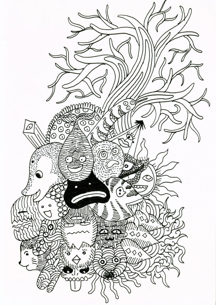 Trippy Coloring Pages Printable Trippy Mushroom Coloring Pages Coloring Pages Pictures Star Coloring Pages Cool Coloring Pages Abstract Coloring Pages