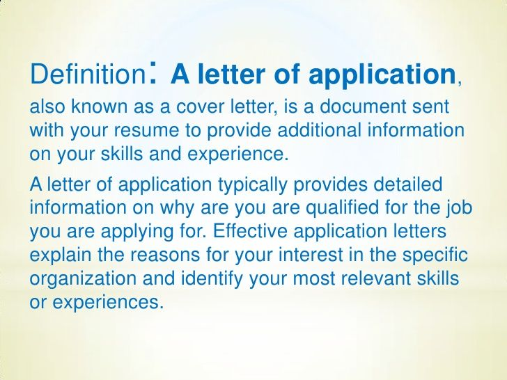 letter application anastasia mazenceva cover builder easy use done - definition of cover letter