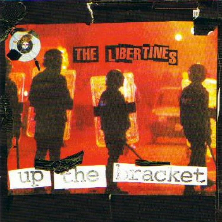 The Libertines Up The Bracket 2002 The Libertines Best Albums Lp Albums