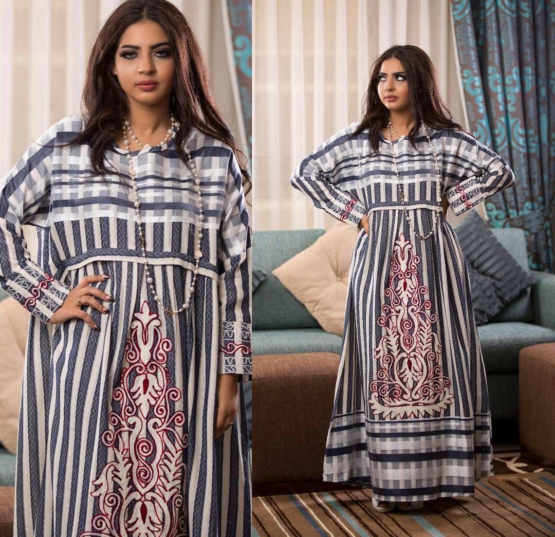 جلابيات راقية في بوتيك الاناقة On Instagram 450 رس القماش قطن كويتي المقاسات S M L Xl التوصيل مجاني Fashion Dresses With Sleeves Style