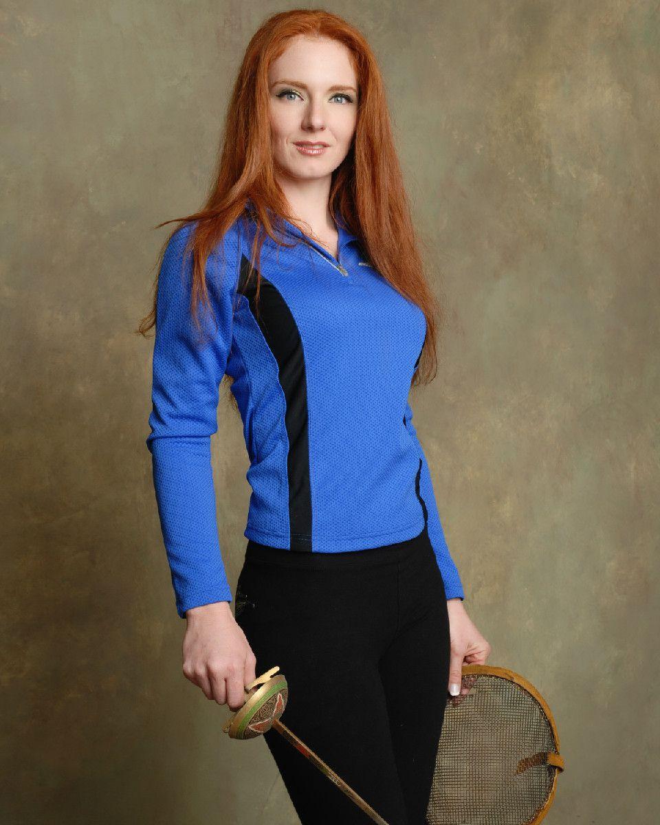 Amazing Redheads: Virginia Hankins