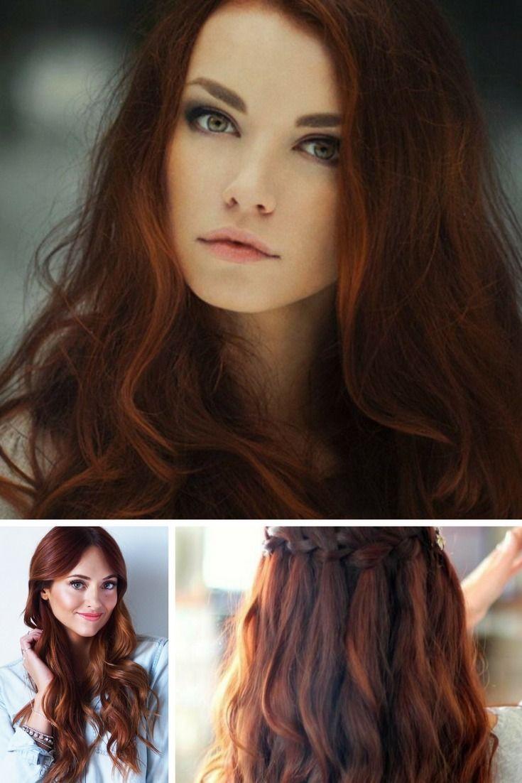 cheveux auburn : plein d'idées pour trouver la bonne teinte de roux