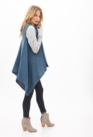 Sleeveless Shawl Cardigan, How would you style this? http://keep.com/sleeveless-shawl-cardigan-by-katherine_prendergast/k/1vxdqNgBLt/