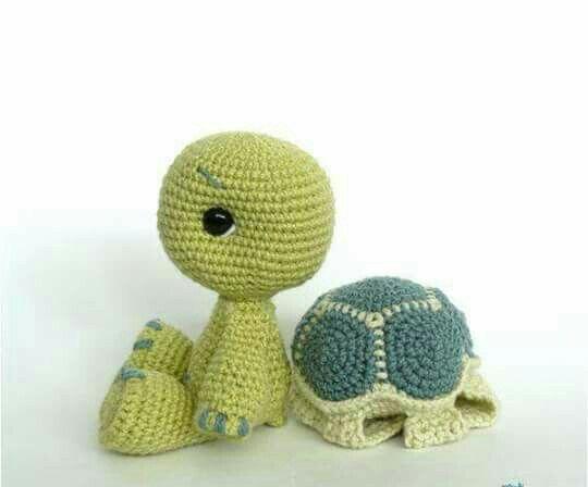 tortuga baby pinterest geh kelte tiere selber machen und h keln. Black Bedroom Furniture Sets. Home Design Ideas