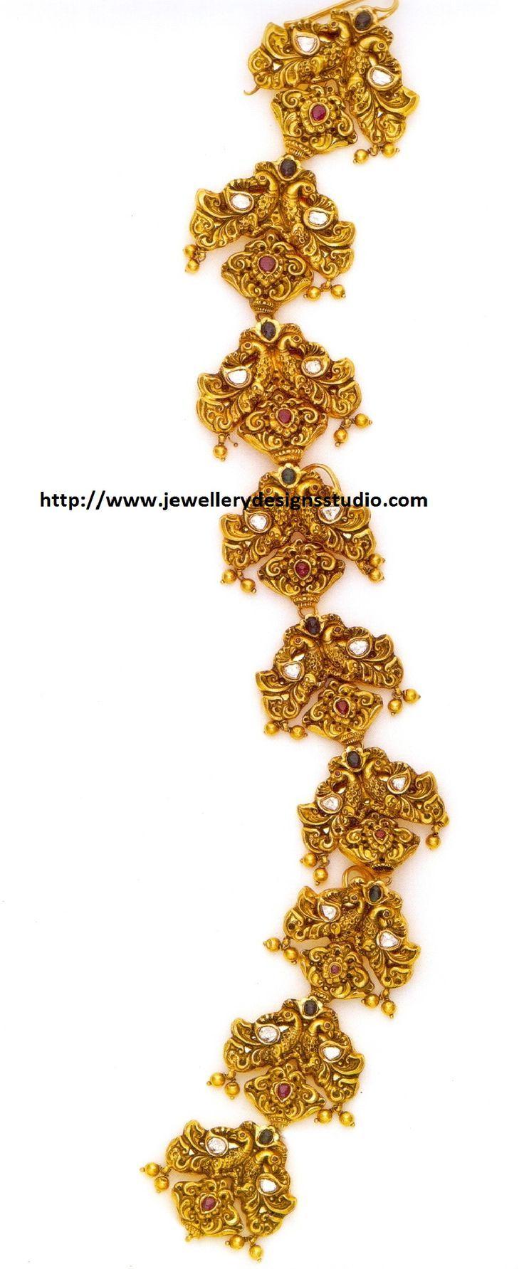 Pin by Neelofar Babar on Jewelry head omament | Pinterest | Jada ...