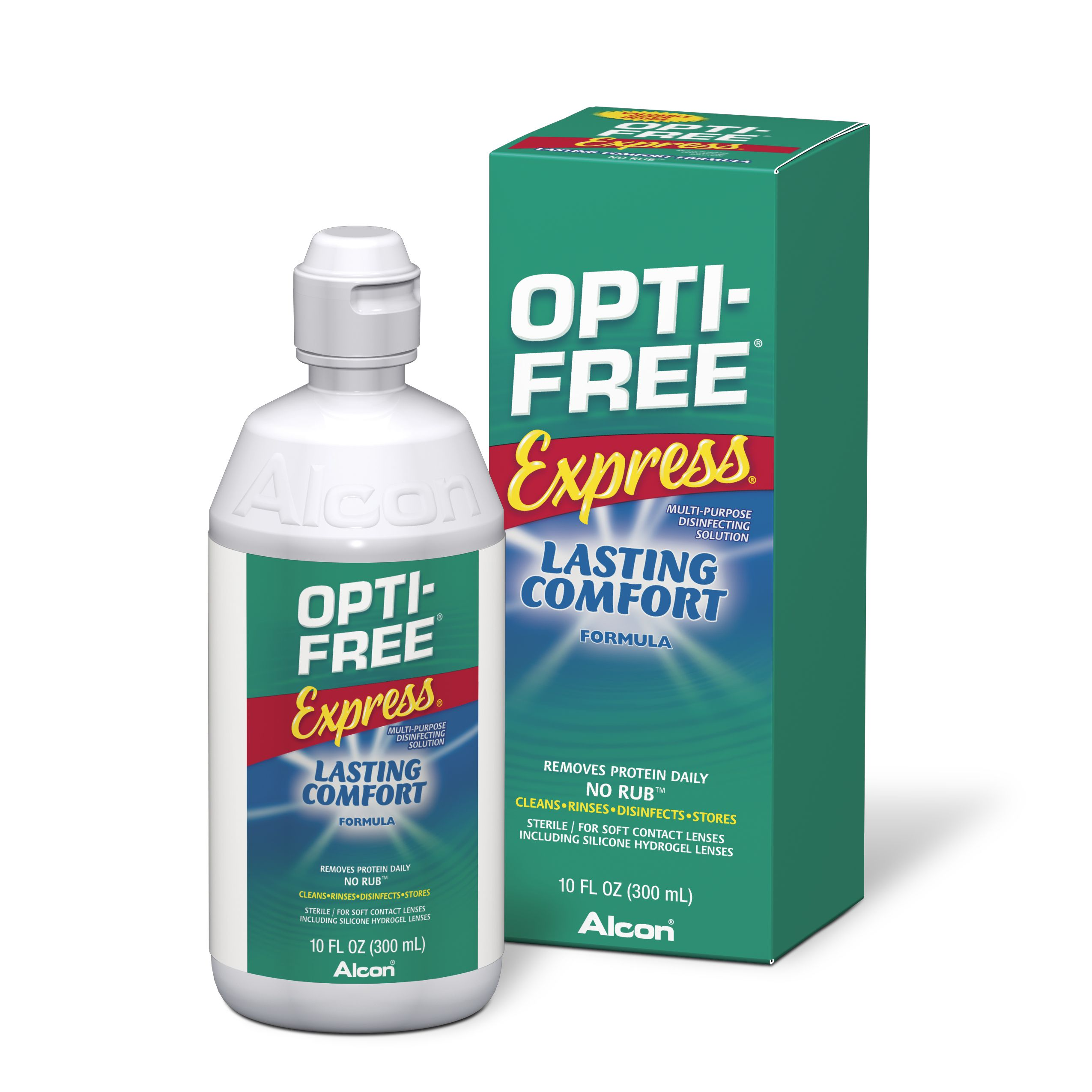 Coupon Save 2.00 on OptiFree Contact Solution