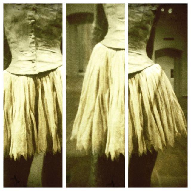 Degas Dancer Triptych