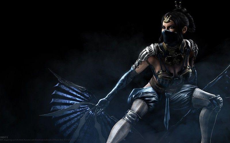 Kitana In Mortal Kombat X Wallpaper Free Desktop Backgrounds And Mortal Kombat X Mortal Kombat X Characters Mortal Kombat Art