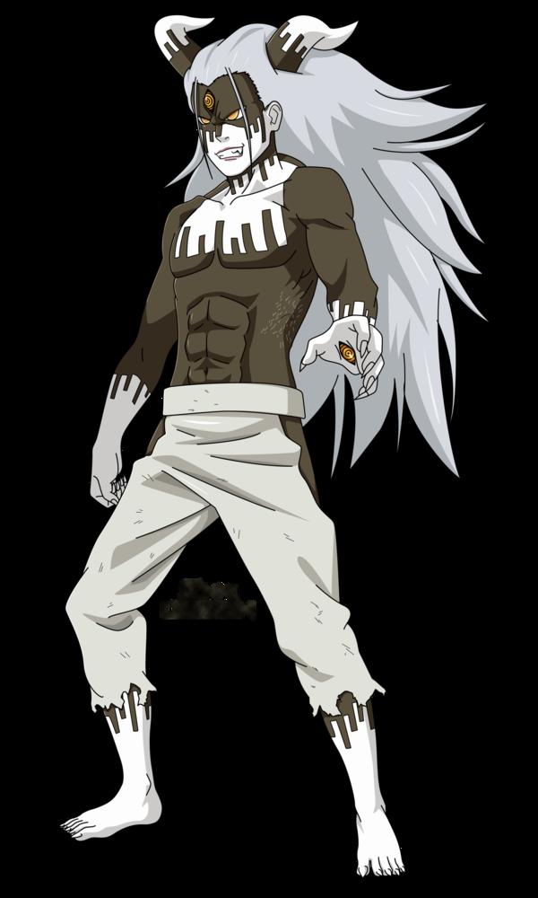 New Drawing Of Naruto Uzumaki Six Paths Sage Mode Realized I