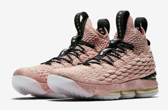 36180617a50 Release Date  Nike LeBron 15 Hollywood This was supposed to be the All-Star