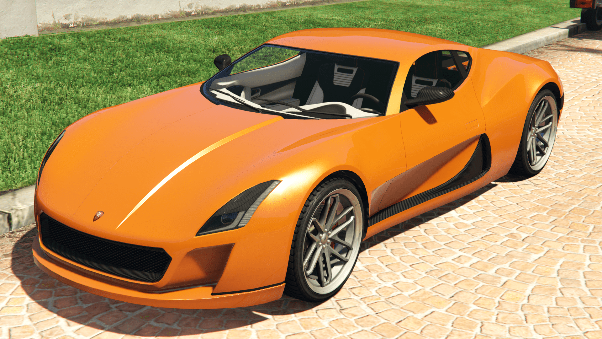 Gta Online Gets An All Electric Supercar In This Latest Update Gta Cars Gta Gta Online