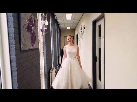 Bruidsjurken Passen, is deze LOU LOU bridal iets voor jouw? - YouTube