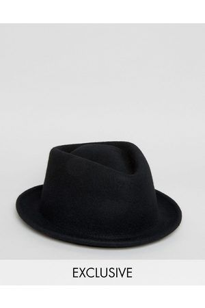 Hombre Sombreros - Reclaimed Vintage Sombrero pork pie  719aa3e8cc5