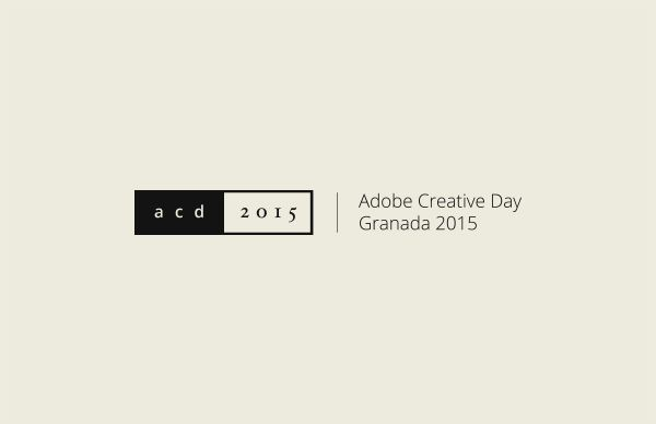 Abobe creative day Granada 2015 on Behance